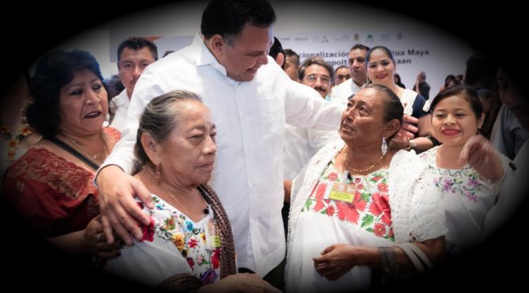 Realizarán esfuerzo regional para preservar la lengua maya