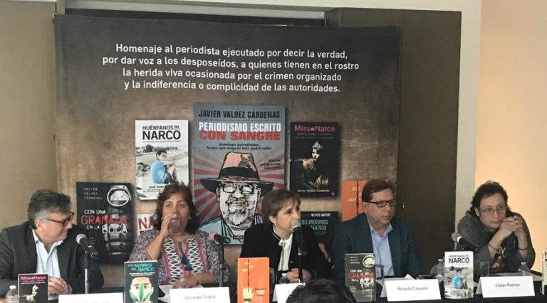 Convocatoria al Premio de Periodismo Javier Valdez Cárdenas 2018