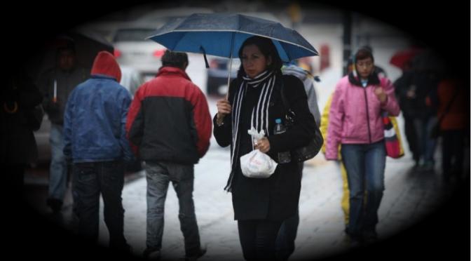 Se acerca nuevo frente frío al noroeste de México, trae lluvia y ráfagas; Yucatán tendrá temperaturas de 40 grados
