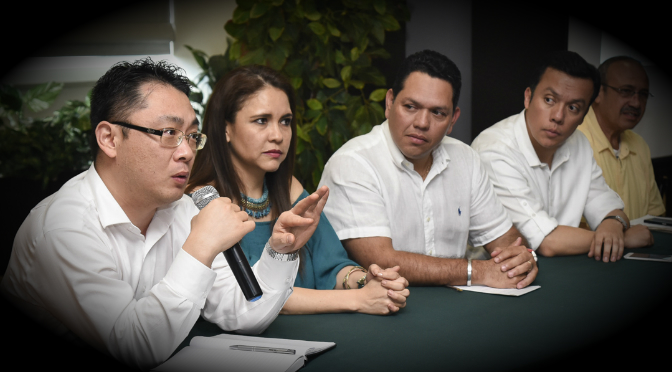 Empresarios asiáticos interesados en invertir en Yucatán