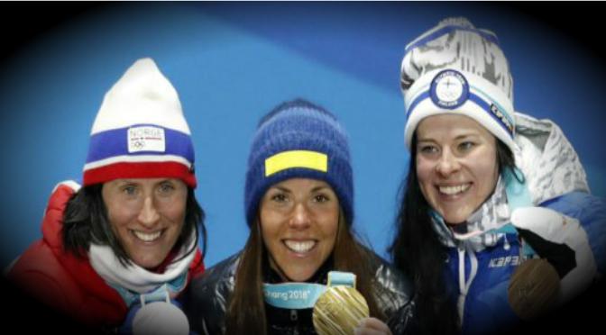 Sueca Charlotte Kalla es la primera ganadora en PyeongChang 2018