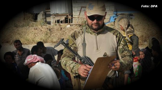 HRW acusa a los kurdos en Irak de realizar ejecuciones en masa