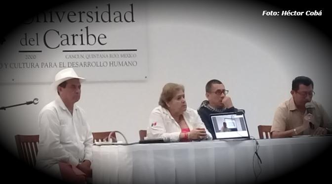 Cancún celebró el Día Internacional de la Lengua Materna con diversas ponencias