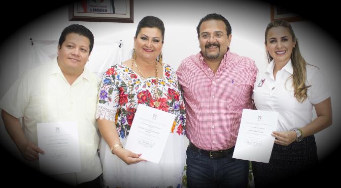 Jessica Saidén, nueva secretaria adjunta del PRI-Yucatán
