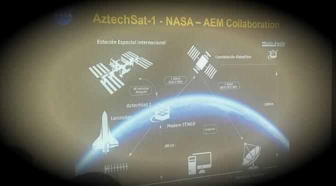 NASA valida II etapa de proyecto de nanosatélite mexicano