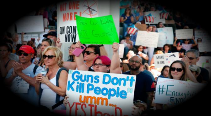 Miles reclaman a Trump vínculos con asociación del rifle