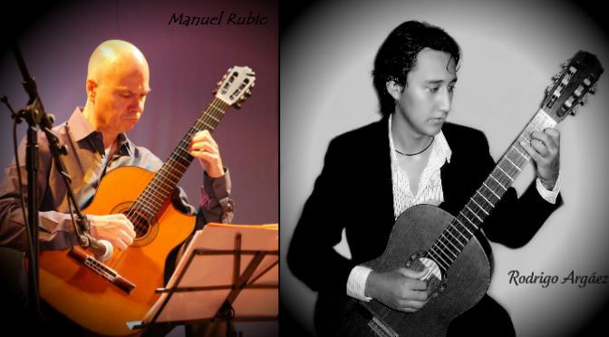 Jueves de guitarra clásica, en la Primavera Cultural