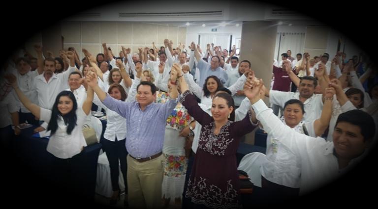 Escribamos una nueva historia en Yucatán: Joaquín Díaz Mena