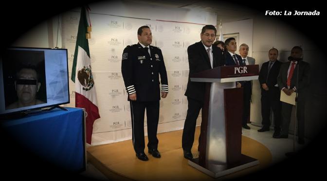 Detenido presunto partícipe en desaparición de los 43; cuestionan su vinculación con los hechos