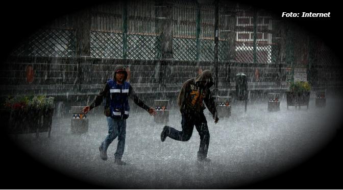 Frente Frío 36 provocará tormentas fuertes en varios estados del país