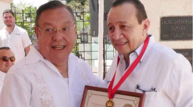 Se inaugura tercera parte del Monumento a los Creadores de la Canción Yucateca
