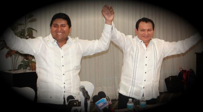 Joaquín 'Huacho' Díaz Mena sacude la política en Yucatán