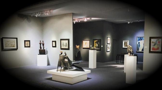 De la antigua Roma a Picasso: comienza la feria de arte TEFAF
