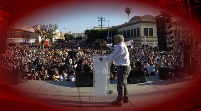 López Obrador, el candidato más fuerte   Armando Pacheco
