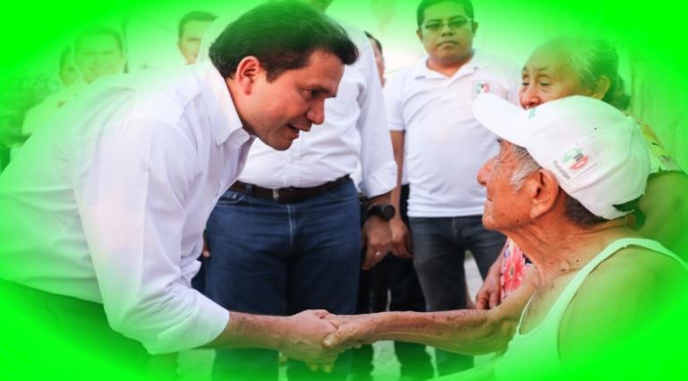 Más empleo y mejor Mérida, compromiso inquebrantable de Sahuí para 2018-2024