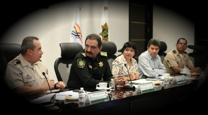 Federación y Gobierno de Yucatán dan seguimiento a tareas de seguridad