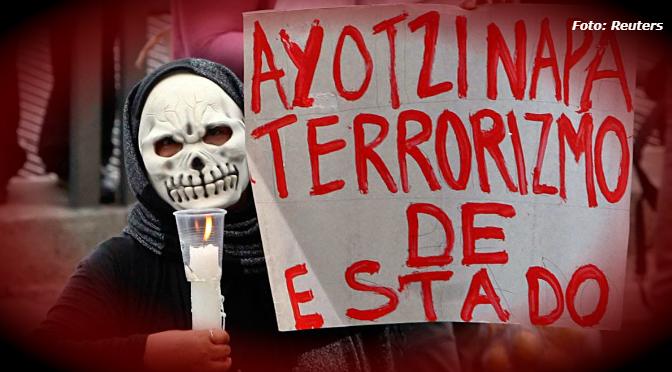 Desaparición forzada, instrumento de control del PRI y AN: Activistas