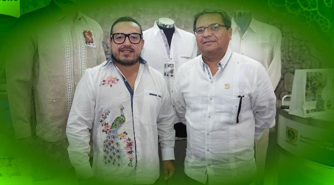 1cf2c614a1 La guayabera yucateca en el interés del mercado de la CDMX