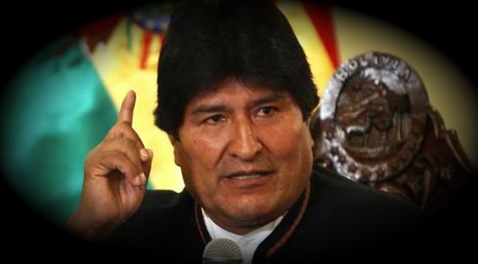 Alerta Evo Morales sobre nueva estrategia imperialista contra los pueblos progresistas de Latinoamérica