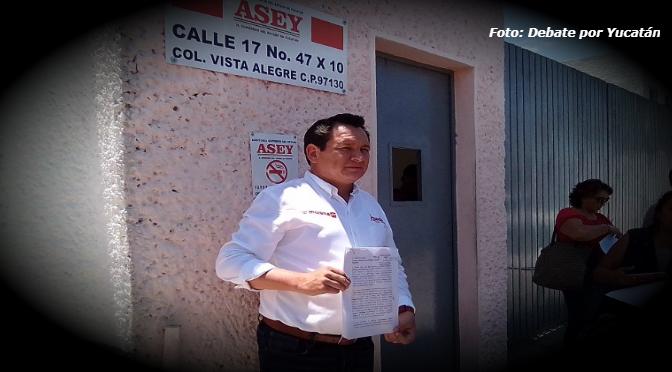 """Gobierno """"honesto"""" de Vila Dosal es denunciado oficialmente; Mérida habría sido saqueada por cerca de 220 mdp en dos años"""
