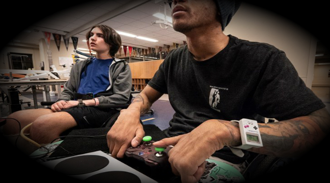 Xbox lanza el primer control de videojuegos para personas con discapacidades físicas