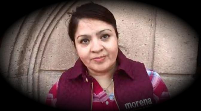 *GABRIELA RODRÍGUEZ: Nueva represión a Nestora, defensora ejemplar