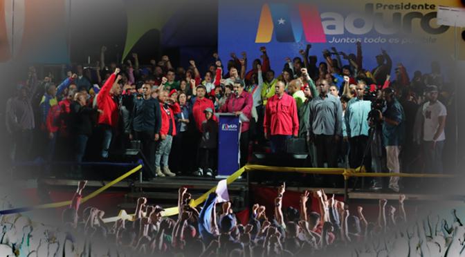 *LUIS BEATÓN: Venezuela: después de la fiesta electoral, la reflexión