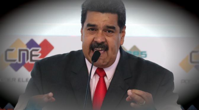 Maduro expulsa de Venezuela al encargado de negocios de EEUU