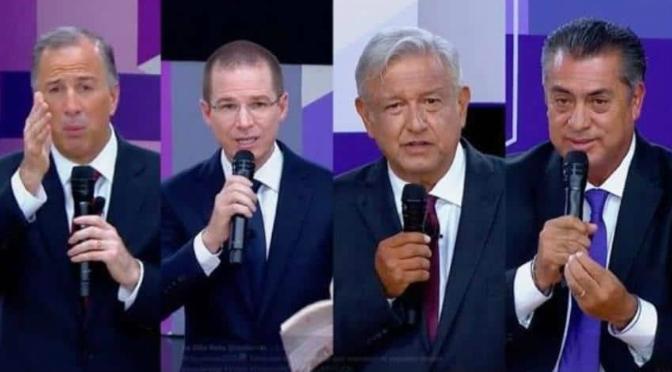 Lo que se dijo del salario mínimo en el segundo debate de los presidenciales