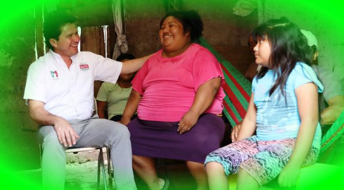 "Evitar muerte infantil, objetivo de ""Código Oro"", proyecto de Sahuí Rivero"
