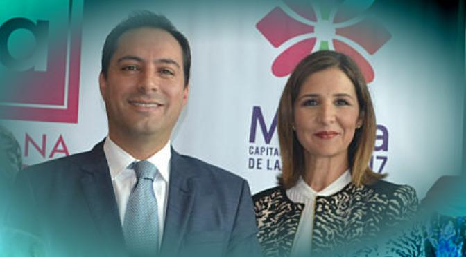 """¿Érica Millet Corona, posible titular de la Sedeculta en la nueva """"era panista""""?"""