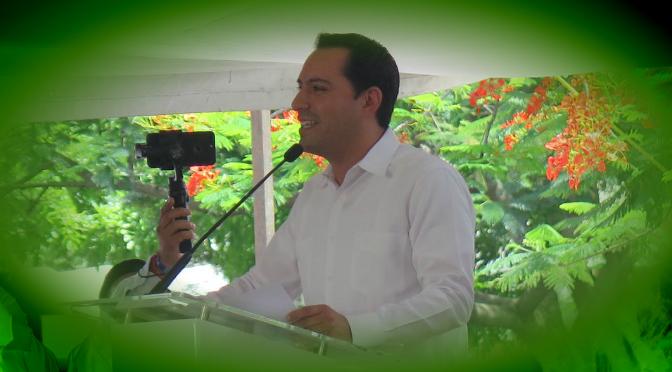 Vila Dosal analizará este mes compromisos y propuestas de campaña