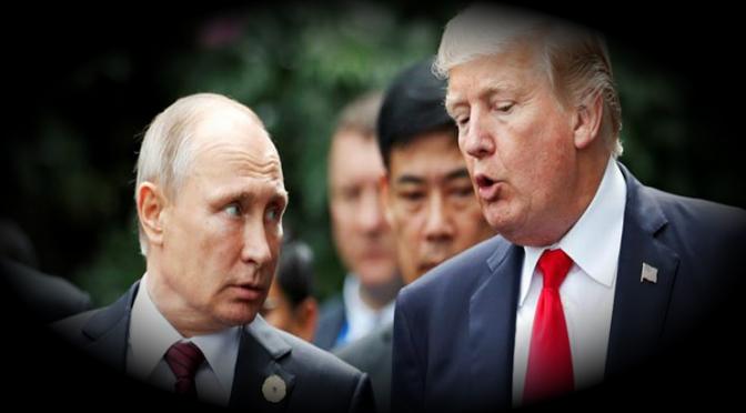 Putin-Trump: el forcejeo estratégico gana cuerpo