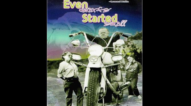 También los enanos empezaron pequeños (1970) | Cine alemán | Director: Werner Herzog