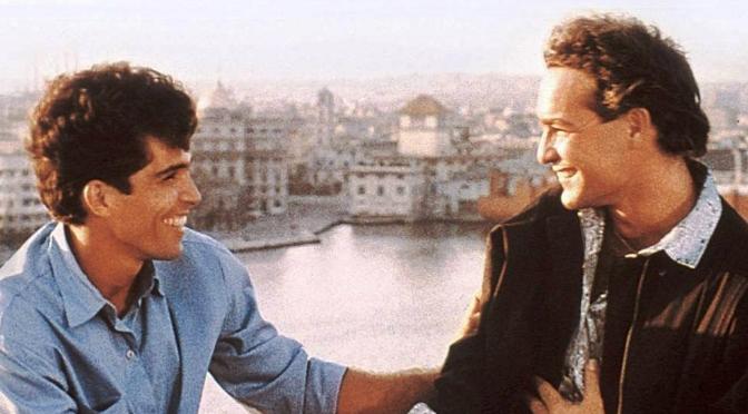 FRESA Y CHOCOLATE (1993) | CINE CUBANO | CODIRECTORES: TOMÁS GUTIÉRREZ ALEA Y JUAN CARLOS TOBÍO