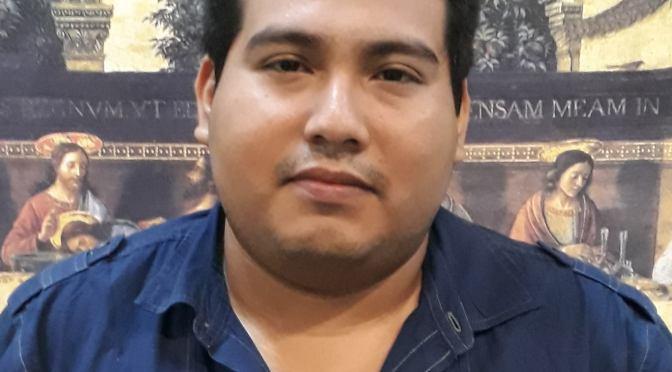 El poeta de Ticul Janil Uc Tun gana el Premio Peninsular de Poesía «José Díaz Bolio» | Edgar Rodríguez Cimé