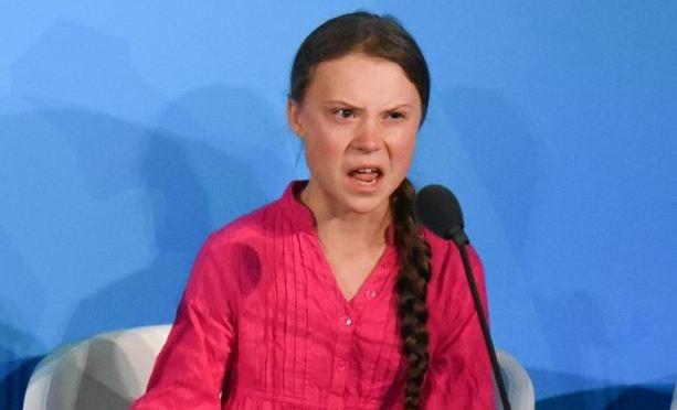 «De lo que ustedes hablan es de dinero, de cuentos de hadas[…] ¿Cómo se atreven?», Greta Thunberg en la ONU