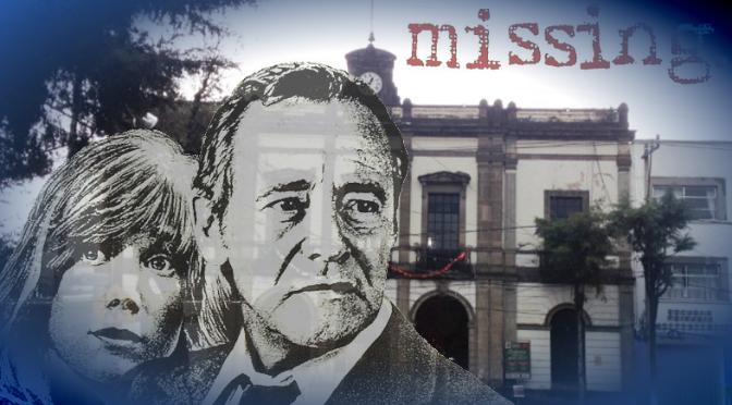 'Desaparecido': una película sobre el golpe de Pinochet filmada en Mixcoac | Óscar Fernández
