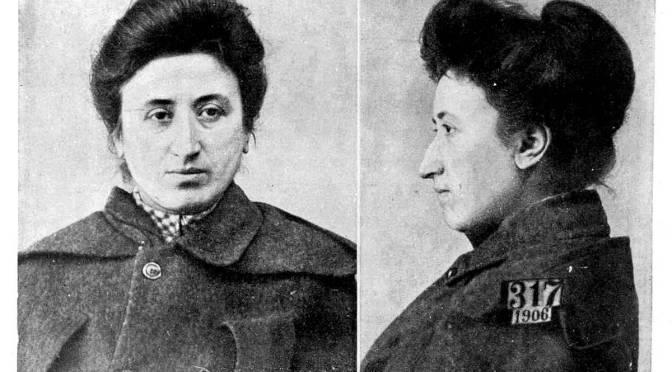 Rosa Luxemburgo*: Mártir libertaria (a 100 años de su feminicidio)   León de Almeida