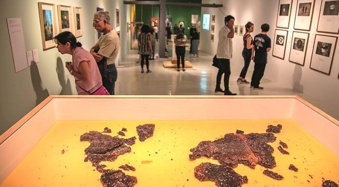 Los huecos del agua: arte contemporáneo de pueblos originarios, en el Museo del Chopo   Edgar Rodríguez Cimé