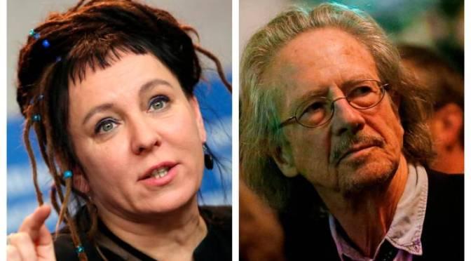 Olga Tokarczuk y Peter Handke ganan el Nobel de Literatura de 2018 y 2019 | Andrea Aguilar
