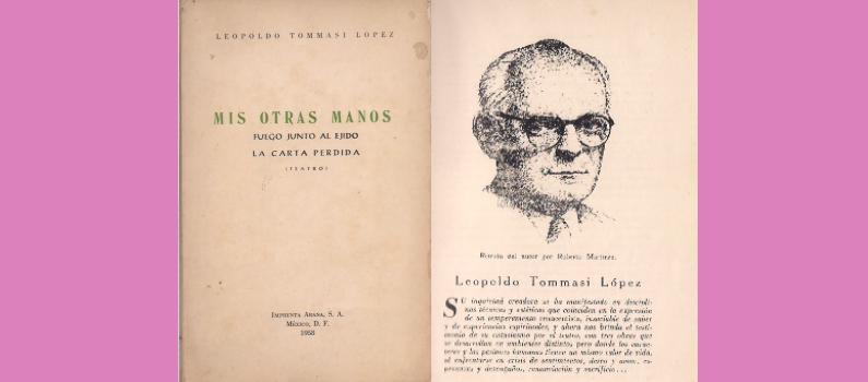 La carta perdida (Comedia dramática en dos cuadros) | Leopoldo Tommasi López