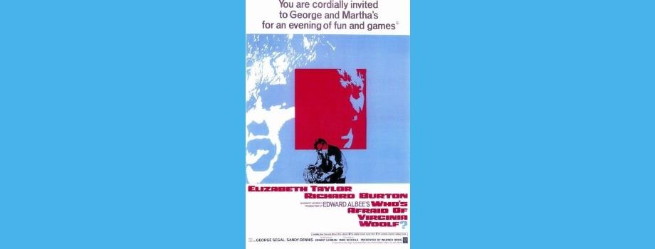 ¿Quién le teme a Virginia Woolf? | Estados Unidos | Dirección de Mike Nichols | 1966
