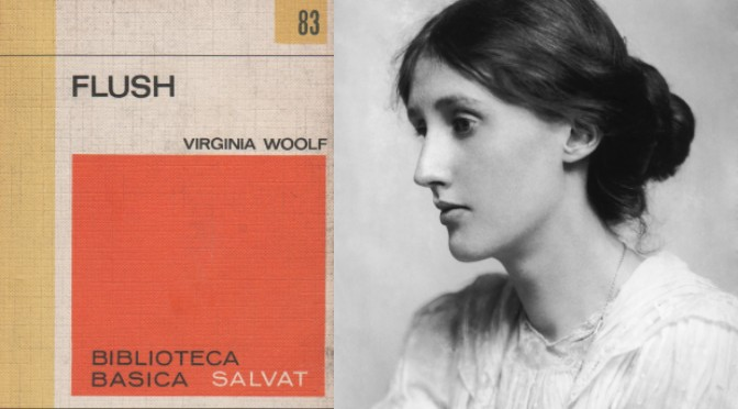 FLUSH | CAPÍTULO I: «THREE MILE CROSS» | VIRGINIA WOOLF (INGLATERRA)