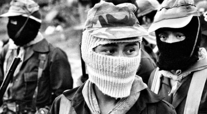 Zapatismo, semilla que recorre el mundo | Cristóbal León Campos