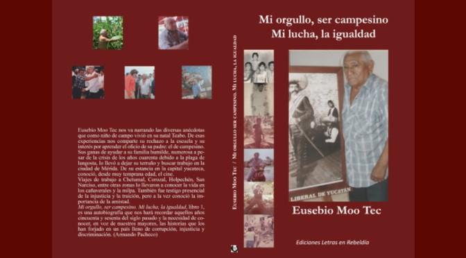 Más que un libro, la historia de un gran ser humano | Armando Pacheco