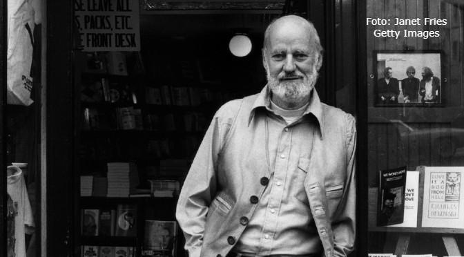 Muere Lawrence Ferlinghetti, poeta y editor de la generación 'Beat'