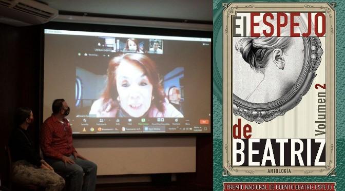 Una antología para celebrar: 'El Espejo de Beatriz', Vol. 2 | Carlos Martín Briceño