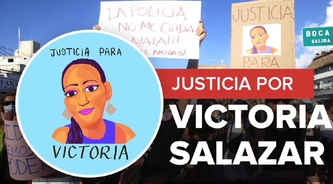 Violencia machista-policial en Quintana Roo | Cristóbal León Campos