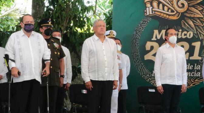 Petición de perdón por agravios al pueblo maya. Fin de la Guerra de Castas | Andrés Manuel López Obrador